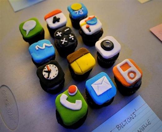 Cupcakemanía... Cupcakes divertidas y originales.