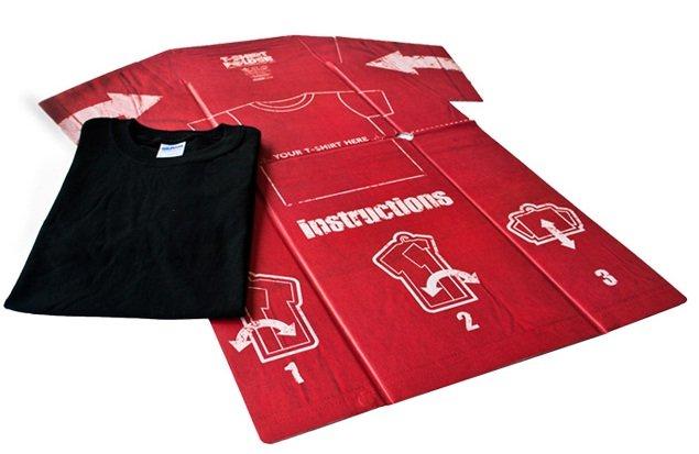 Inventos para doblar ropa facilmente - Doblar camisetas para que no se arruguen ...