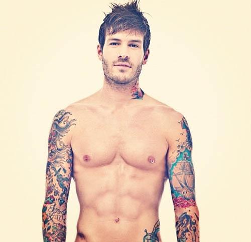 Tatuajes En Hombres Y Mujeres Con O Sin Donde Se Ven Mejor