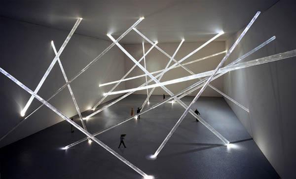 Instalaciones art sticas impactantes for Light art definition