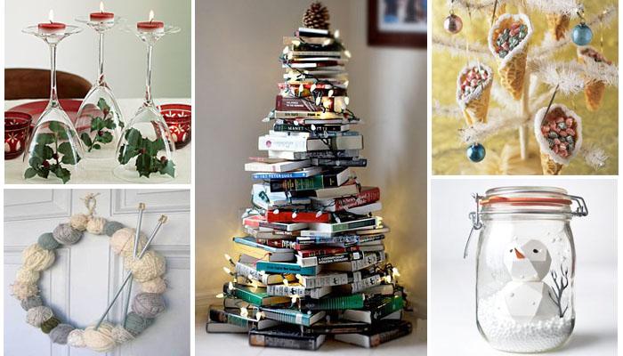 Ideas originales de decoraci n para navidad - Ideas originales navidad ...