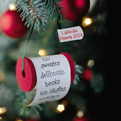15 adornos de navidad que puedes hacer con tus hijos - Adornos navidad originales ...