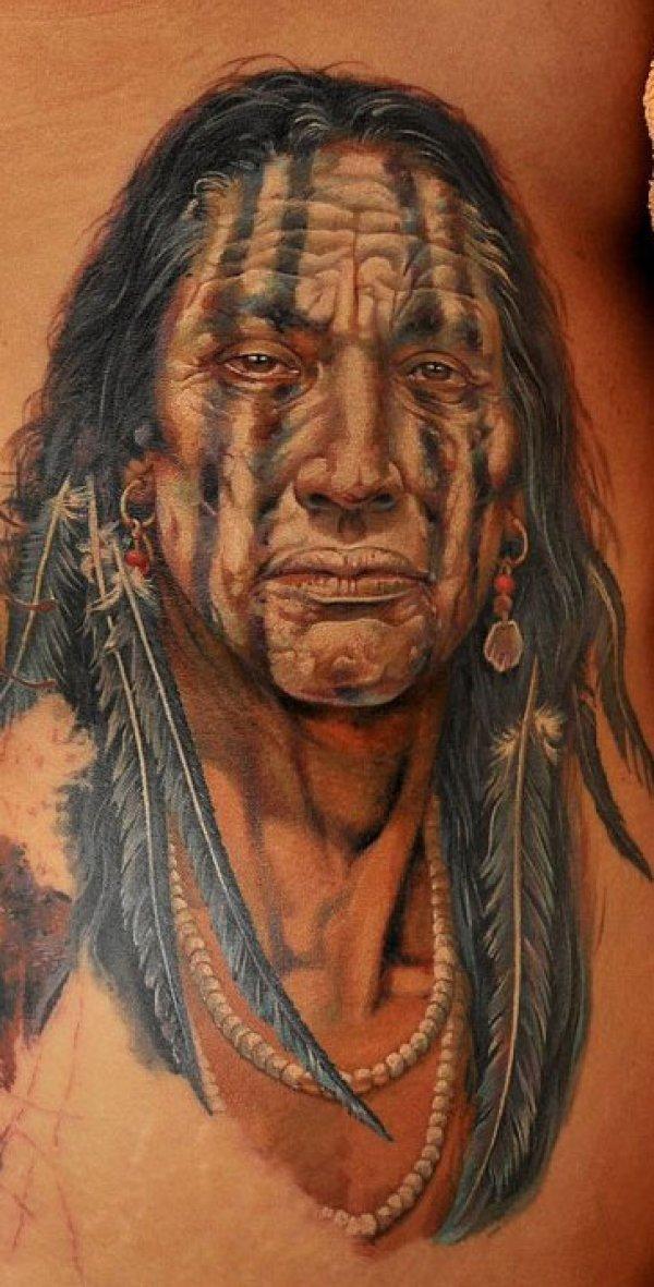 17 de los mejores tatuajes realistas del mundo - Los mejores carnavales del mundo ...