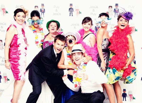 Ideas originales y divertidas para una boda - Ideas divertidas para fiestas ...