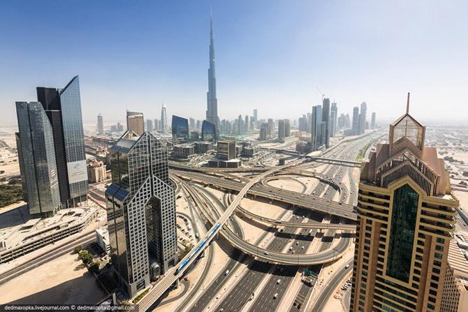 Rascacielos Burj Khalifa